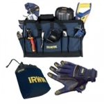 Хранение инструмента и спецодежда IRWIN