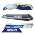 Ножи и лезвия IRWIN