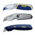 Универсальные ножи с фиксированным лезвием IRWIN