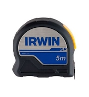Ассортимент рулеток XP IRWIN