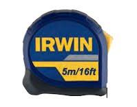 Ассортимент рулеток Standard IRWIN