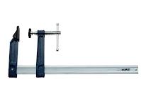 Винтовая струбцина Pro L с воротком – расстояние между губками 140 мм IRWIN