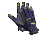 Перчатки для ремонтных и строительных работ IRWIN
