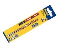 Сверла HSS Titanium по DIN 338 IRWIN